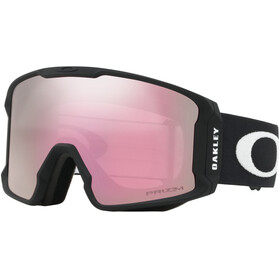 Oakley Line Miner XM Snow Goggle Matte Black/Prizm Snow Hi Pink Iridium